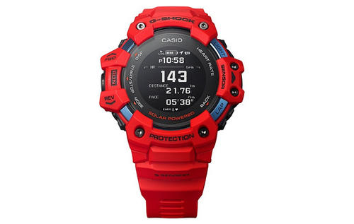 <strong>卡西欧手表G-Shock Move有什么特点?功能怎么样?</strong>